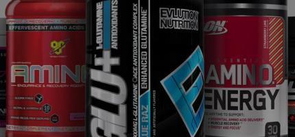 Аминокислотные добавки для спортсменов
