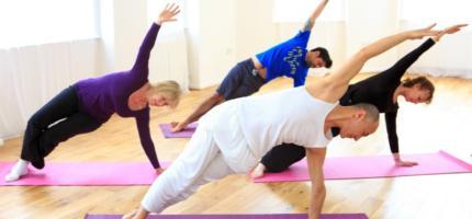 Система пилатес: основные принципы и упражнения