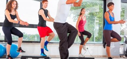 Фитнес — простой способ быть в форме