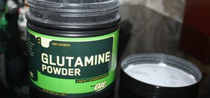 Глютамин: роль в организме и применение в спорте