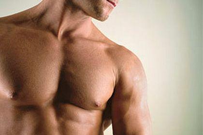 Эффективно качаем грудные мышцы дома