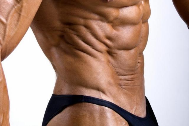 Упражнения для мышц спины с гантелями в картинках
