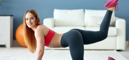 Как девушкам улучшить форму ног в домашних условиях