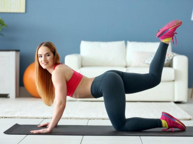 Как накачать ноги девушке в домашних условиях