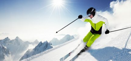 Советы по выбору горных лыж и экипировки