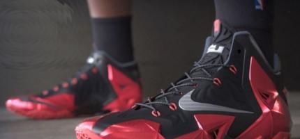 Критерии выбора кроссовок для баскетбола