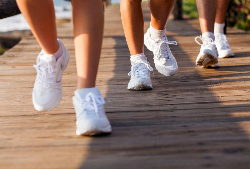 Выбираем кроссовки для ходьбы: подробное руководство
