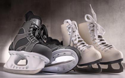 Как правильно выбрать коньки для катания на льду