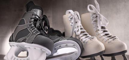 Правильный выбор коньков для катания на льду