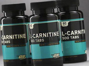 L-карнитин в таблетках