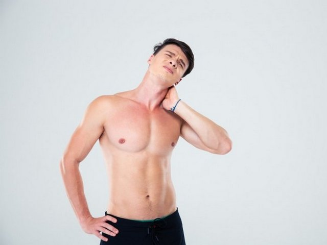 Крепатура мышц