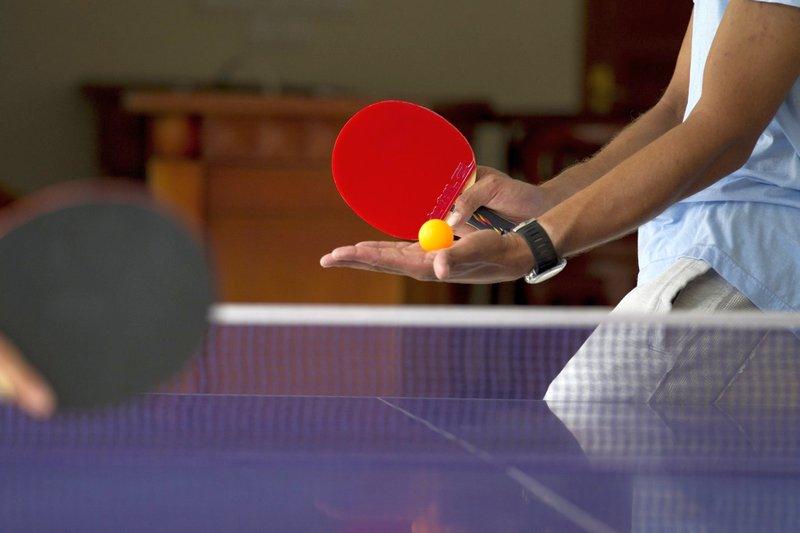 Настольный теннис новые правила игры