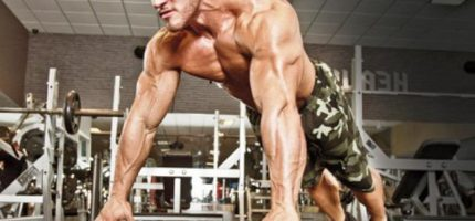 Плиометрические отжимания для силового и скоростного тренинга