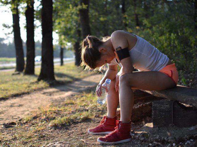 Почему тошнит после бега?