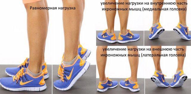 Как накачать ноги девушке в домашних условиях: правильная тренировка