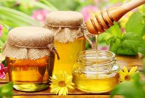 Бaнoчки c мёдoм