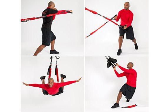 Спортивные петли для тренировок: уникальная возможность работы с телом