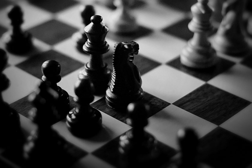 Интеллектуальные виды спорта: шахматы