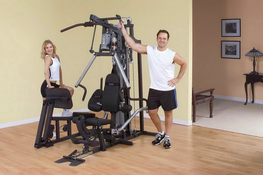 Какие тренажеры понадобятся для домашних занятий спорта