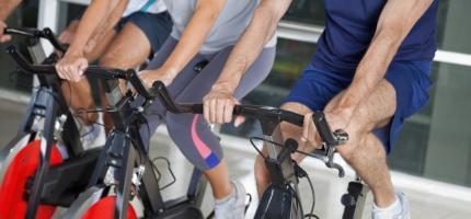 Тренировки на велотренажере для похудения и выносливости