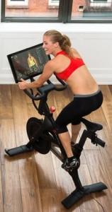 Домашние тренировки на велотренажере