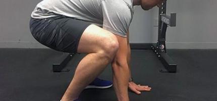 Упражнение берпи – мощное оружие против жира