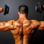 Тренируем плечи: комплекс для дельтовидных мышц