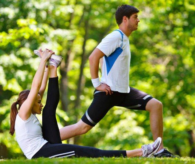 Заминка после тренировки: правила выполнения, польза для здоровья
