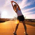 Утренняя зарядка - основа здорового образа жизни